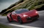 $3.4 Million Lykan Hypersport Debuts In Production Trim At Dubai Motor Show