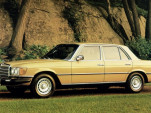 W116 Mercedes-Benz S Class (1972 to 1980)