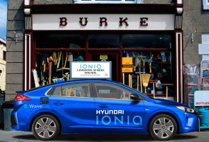 """2018 Hyundai Ioniq Electric """"Unlimited"""" subscription more limited this year"""