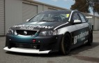 HSV Tests KERS Hybrid In Commodore Racer, Could Lead To Production Version