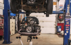 Watch a VW Beetle engine be rebuilt in 6 minutes