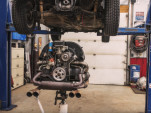 Watch this VW engine be rebuilt in six minutes