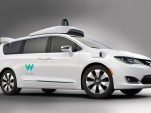 Waymo self-driving prototype
