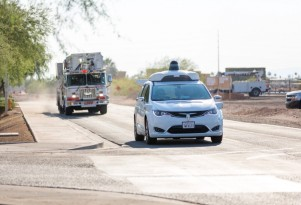 Waymo trains self-driving cars to identify emergency vehicles
