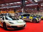 West Midlands Police McLaren 12C