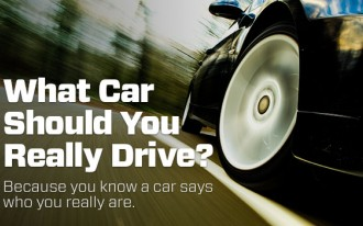 What Car Should You Really Drive?