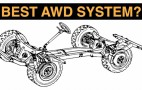 What's the best all-wheel-drive system?