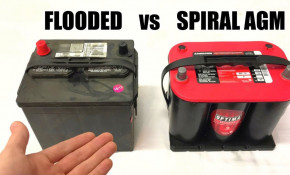 What's the difference between lead-acid and AGM car batteries?