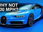 Why can't production cars reach 300 mph
