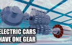 Why do electric cars usually have only 1 gear?