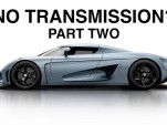 Why doesn't the Koenigsegg Regera have a transmission?--Part 2
