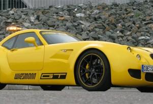 Wiesmann GT MF5 Official Safety Car