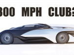 Will an electric car be first to 300 MPH?