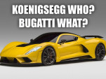 Will the Hennessey Venom F5 actually be capable of hitting 300 mph?