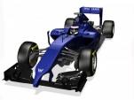 Williams' FW36 2014 Formula One car