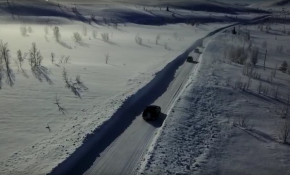 Winter testing of electric cars in Norway by the Norwegian EV Association (Norsk Elbilforening)