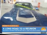 Woman Reunited With Corvette After 43 Years