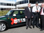 Woodcliff Lake police in New Jersey take delivery of MINI Cooper