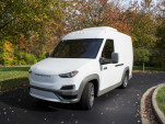 Workhorse N-Gen electric delivery van