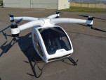 Workhorse Surefly helicopter