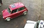 World Record For Tightest Parallel Park Broken Twice: Video