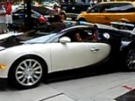 World's worst Veyron test drive