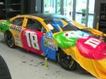Wrapping Kyle Busch's 2013 NASCAR Camry