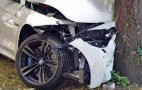 20-Year-Old Crashes BMW M4 In Germany