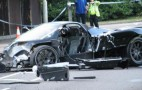 Driver Of Pagani Zonda Killed During Crash