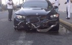 Usain Bolt Crashes Another BMW M3