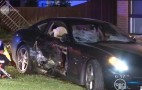 25-Year-Old Man Crashes Ferrari 612 Scaglietti In Australia