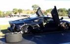 Lamborghini Aventador Crashes In Florida