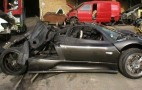 Pagani Zonda F Meets Untimely Demise