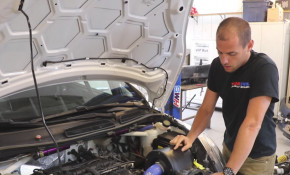 Wyatt Knox walks us through building a car for rally racing