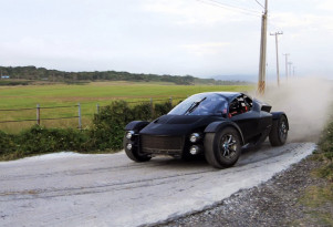 Xing Mobility Miss R prototype electric supercar