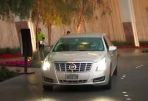 MGM Adopts Cadillac XTS Stretch Limos Powered By Natural Gas