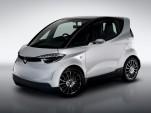 Yamaha Motiv city car concept