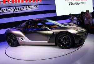 Yamaha Sports Ride: Carbon-Fiber Structure From Designer Gordon Murray