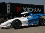 Yokohama/ACPropulsion Pikes-Peak Hill-Climb Vehicle