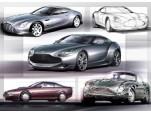 Zagato commemorates its five-decade realtionship with Aston Martin.