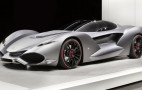 Zagato pays homage to the Iso Rivolta with supercar concept