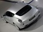 Zagato presents customised Maserati Gransport Spyder