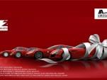 Zagato TZ4 teased on Christmas card