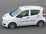 ZF E-Mobility Test Vehicle  -  Germany, 2015