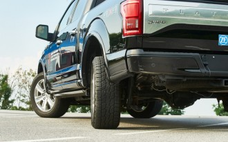 Rear-wheel steering could radically change pickup trucks and SUVs