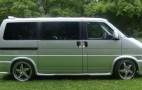 Ziggy Marley's 2003 VW Eurovan For Sale