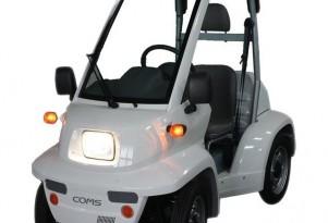 ZMP RoboCar MEV-C automated vehicle