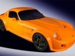 Zolfe Orange sports car
